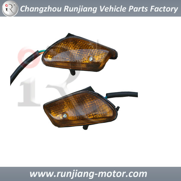 China factory FRONT WINKLE LAMP motorcycle spare parts used for YAMAHA CRYPTON T105/CRYPTON 110 /JY110