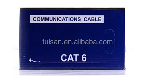 UL Certified Male to Male UTP FTP STP SFTP SSTP Cat6a Cat6 Cat5e RJ45 Patch Cord