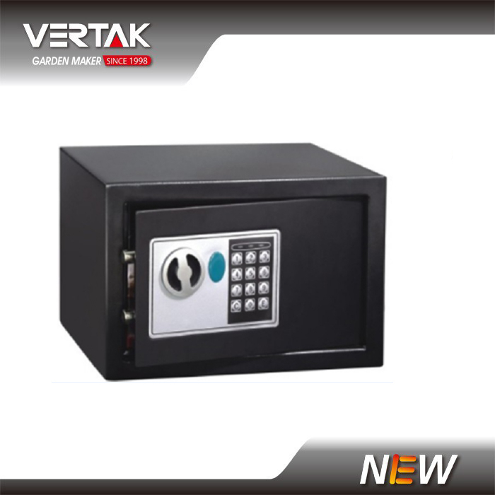 High quality with shelf stand strong electronic gun safe for rifles and shotgun safe