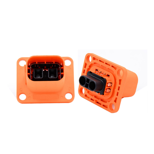 HVIL crimpado blindaje Cable 40A 2Pin conector