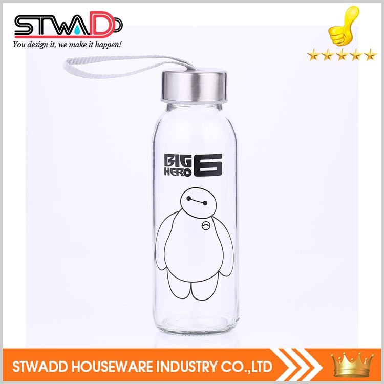 Top grade super quality plastic glass water bottle