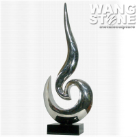 Wholesale Metal Yard Art Unique Home Decor Sculpture