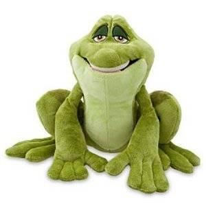 Buy Disney The Princess And The Frog Prince Naveen As Frog Plush