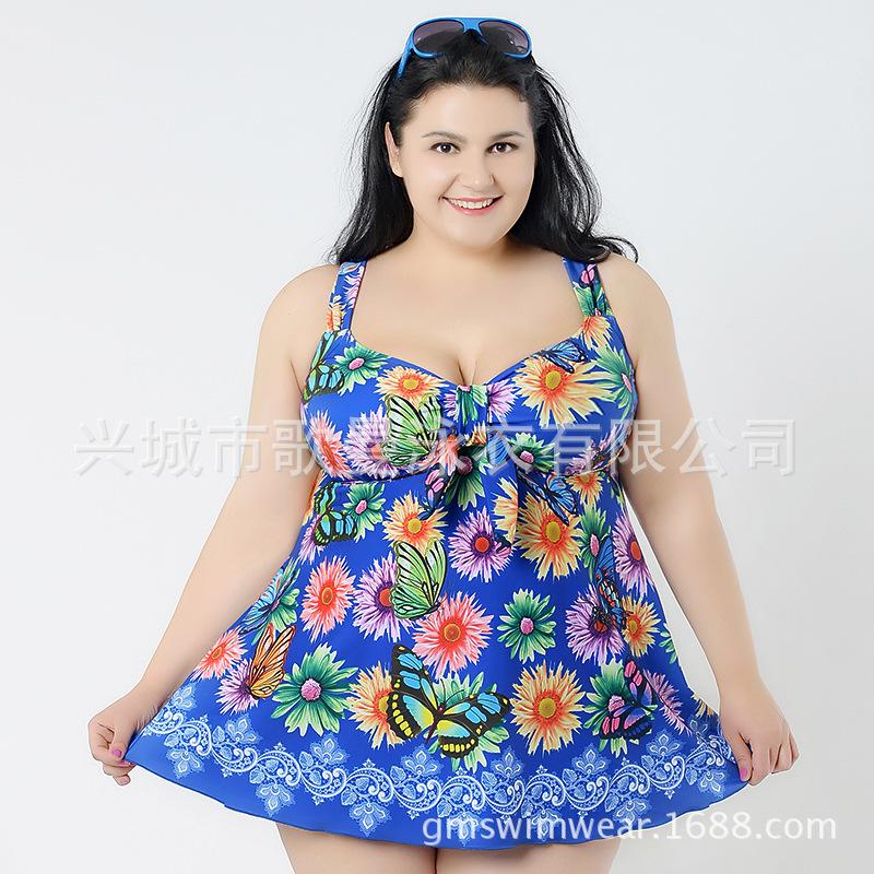 2015 new summer style plus size swimsuit female strappy bra bathing suit vintage print swimwear. Black Bedroom Furniture Sets. Home Design Ideas