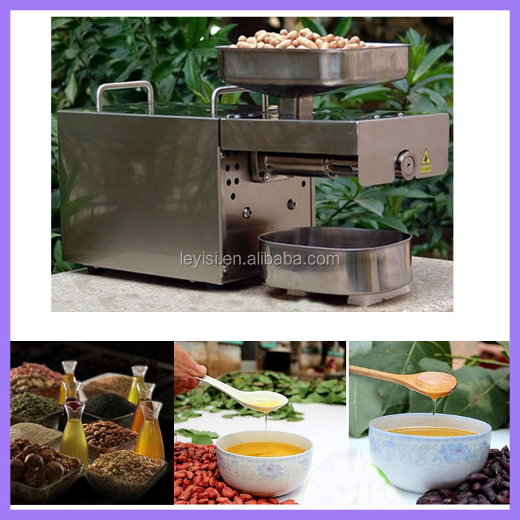 Home use sesame seed oil press machine With Low Price