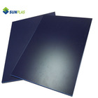 Thickness 0.6mm to 6.0mm Coloured plastic ABS Sheet for laser engraving/printing/ vaccum forming