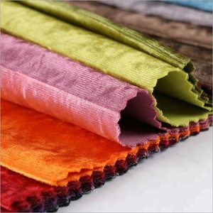 Hot sale100%poly korea velvet use for sofa upholstery fabric fabric for sofa and sofa fabric material prices