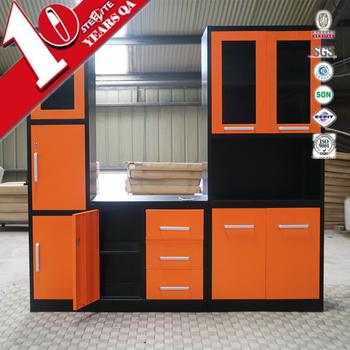 Pattaya Thailand Furniture Lightweight Modular Detached Kitchen Cabinet