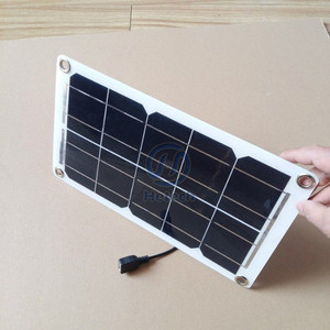 cheap monocrystalline solar panels pv 7 watt flexible solar panel