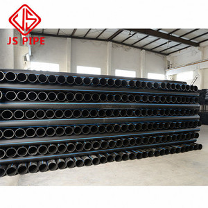 Perforated Plastic pipe /Polyethylene /used hdpe pipe for sale