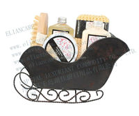 OEM BEAUTY PERSONAL CARE SCENTED 6PK SLEDGE BATH GIFT SET