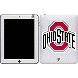 Ohio State University iPad Skin - OSU Ohio State Logo Vinyl Decal Skin For Your iPad