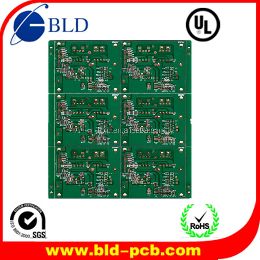 Shenzhen Professional high density PCB, one stop pcba manufacturing
