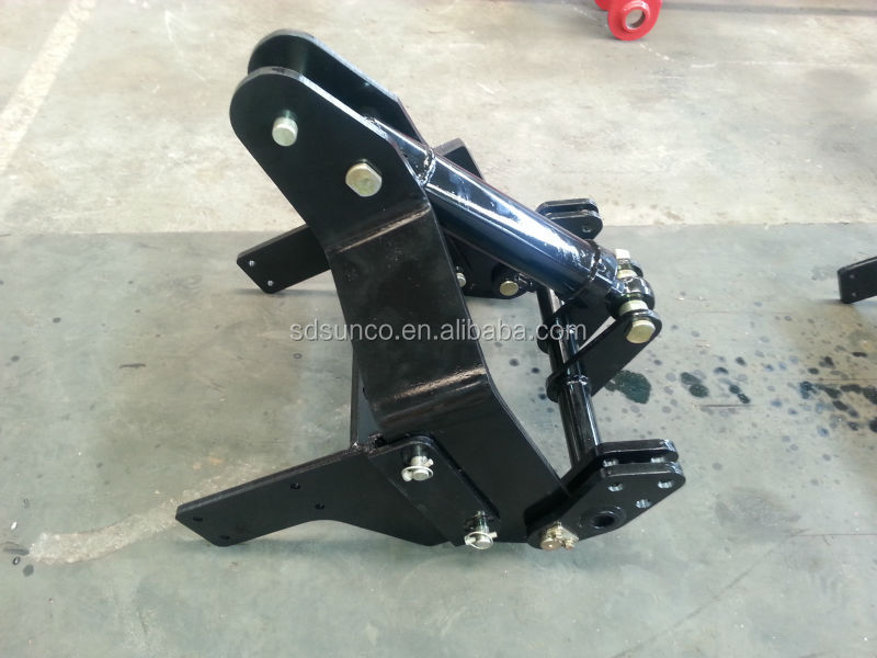 Front Linkage And Front Pto Tractor Hydraulic System Buy