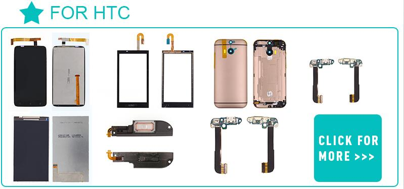 low price hot sales Mobile Phone Lcd Replacement LCD Display Assembly Touch Digitizer for htc 510