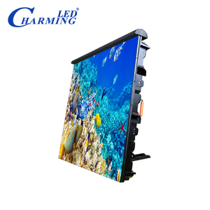 P5 P6.67 P8 P10 Outdoor magnesium Alloy large led screen led display outdoor for stadium/court/football billboard