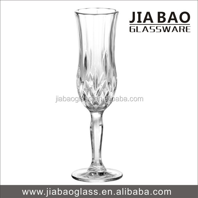 10oz cheap champagne flutes GB042704JC