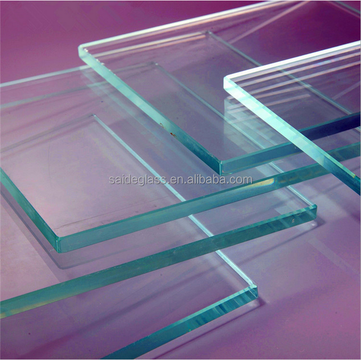 Decorative Tempered Glass Wall Panels/ Tempered Curtain Wall Glass