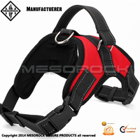 Airline Approved Dog Collar Harness Cat Pet Safe Control Easy Soft Walking Safety Strap Pet Harness