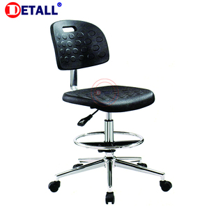 ESD Anti- Static Dissipative Grey Workstation Swivel Chair