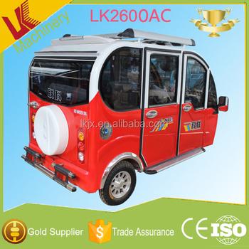 Electric Tricycle Ape Passenger Auto Price Image Electric Auto
