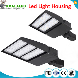 remote area led working light led aluminum radiator for led area light