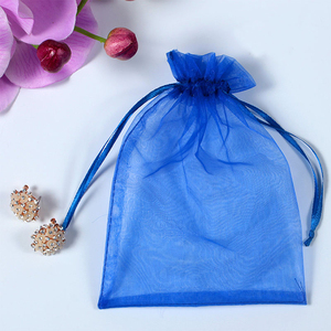 Perfect Quality organzaeen jewelry pouches