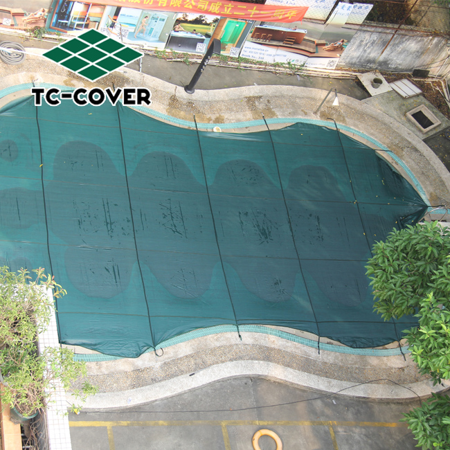 pp swimming pool safety cloth | Landy pool covers factory