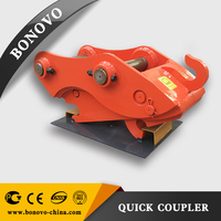 high quality excavator hydraulic quick hitch quick coupler