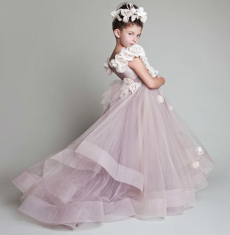 Flower Girl Dresses For Garden Weddings