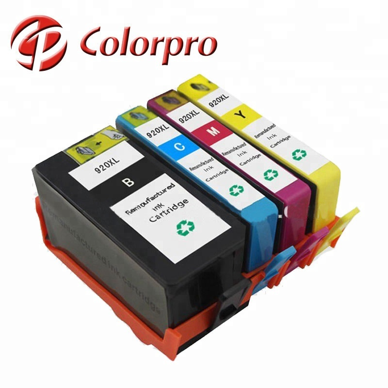 for officejet 6000 /6800 /7000 /7500 printer ink cartridge 920XL 920 XL