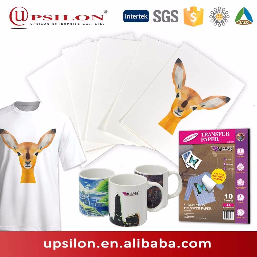 2017 Inkjet Polyester Thermal Transfer Sublimation Decal