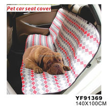 Cute And Warm Insulated Hot Sell Pet Car Seat Cover