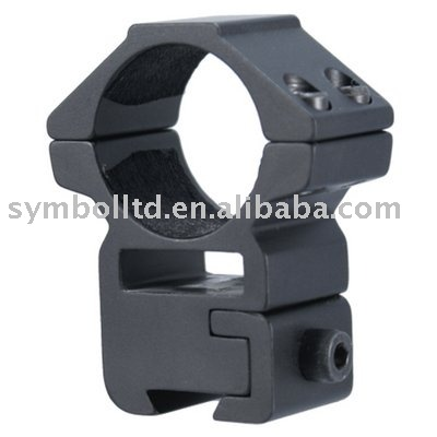 RIS0027--Hot sell high quality scopes for guns/High Profile Airgun Ring Mount