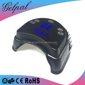 The most popular portable gel nail led uv lamp light cordless