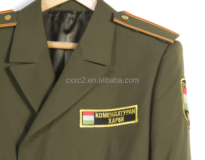 Official Ceremonial Military Uniform/officer uniform
