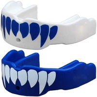 Top Quality Wholesale Custom printed EVA Sports Boxing Rugby Funny Mouthguard MMA Mouth Piece Silicone Hockey Custom Mouth Guard
