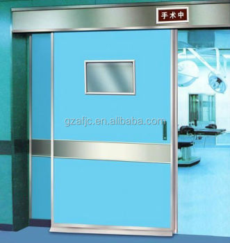 double swing hermetic hospital door in stainless steel clinic sandwich panel door with color steel & Double Swing Hermetic Hospital Door In Stainless SteelClinic ...