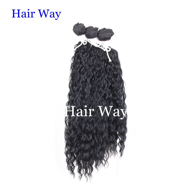 Hair With High Temperature Heat Resistant Fiberlarge Stock