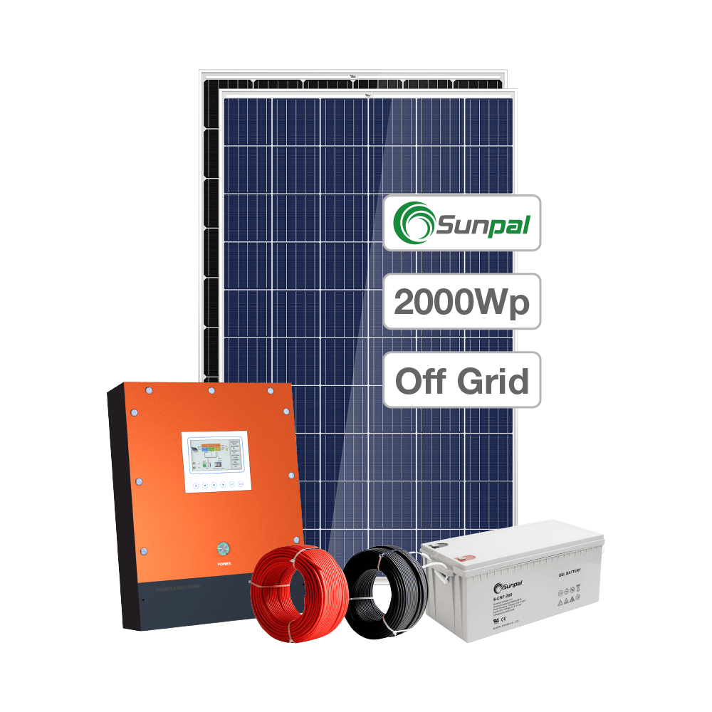 Sungrow 2KW Solar <strong>Energy</strong> For Home 2000W Off Grid Solar <strong>Energy</strong> System