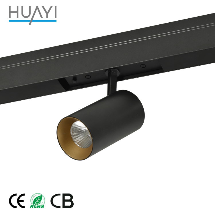 Hanging Black Aluminum New Material kitchen and dining LED Spot Light