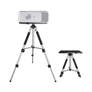 Universal Laptop projector screen tripod stand Adjustable Up to 50 Inches