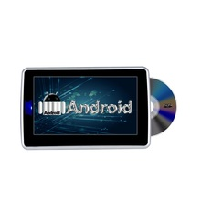 Sd/USB/IR/FM/WIFI Android <span class=keywords><strong>Tablet</strong></span> 10 pulgadas Android coches reproductor de DVD