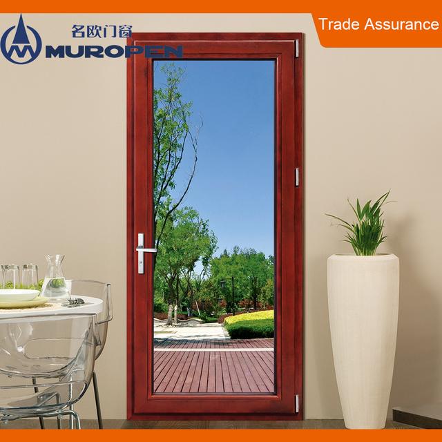 Aluminum Counter Swing Door Short Lift Swing Door
