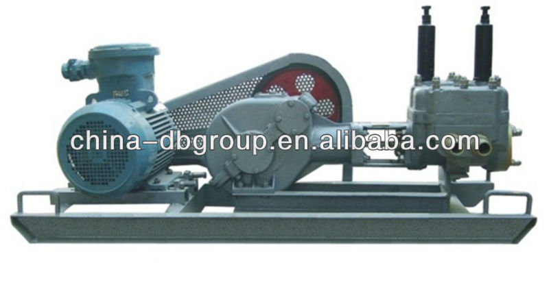 ZBS3.6/4-5.5 Double Fluid Grouting Pump for Coal Mine