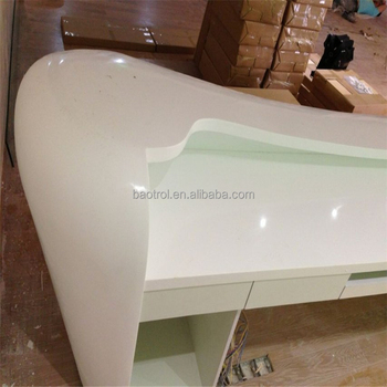 White High Gloss Medical Store Shop Counter Design Medical Office Reception  - Buy Medical Store Reception Desk,Medical Reception Desk Design,Office ...