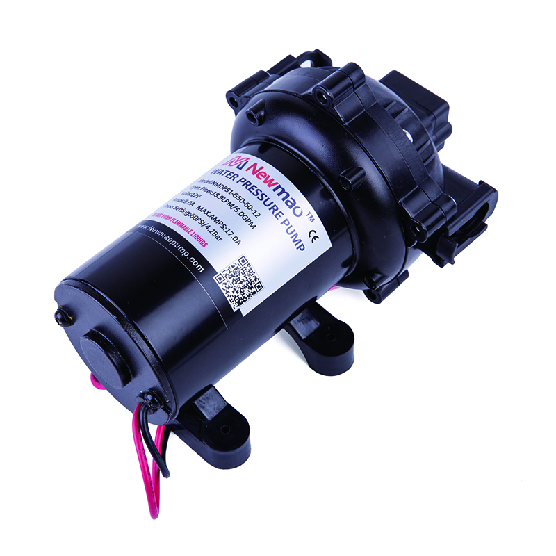 Best Quality recreational vehicle camping automatic diaphragm pump
