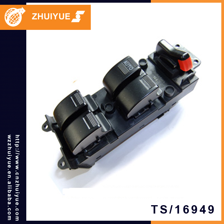 ZHUIYUE 35750-SCP-WO1 Power Window Switch Auto Spare Parts For Japanese Cars ODYSSEY