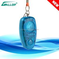 2016 Gallop 120DB alarm elderly/women personal alarm keychain with LED lightJX-680