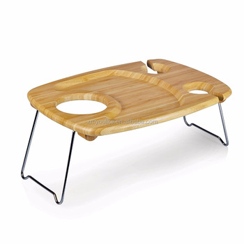 Portable outdoor wine snack table bamboo picnic table mini bar table portable outdoor wine snack table bamboo picnic table mini bar table watchthetrailerfo